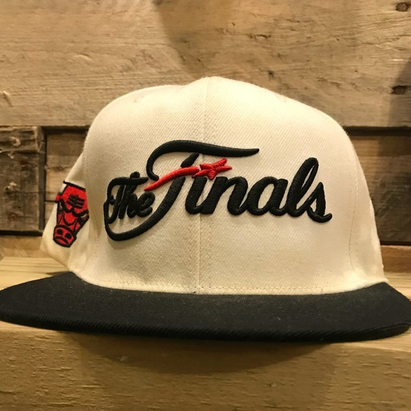 Chicago Bulls 1993 Finals SnapBack 19b17c231315